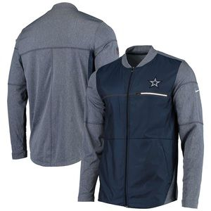 Dallas Cowboys Nike NFL Men's Shield Hybrid OBO